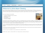 View More Information on John's Steam Cleaning