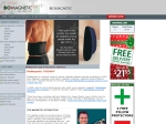 View More Information on Biomagnetic - Magnetic Therapy At Its Best