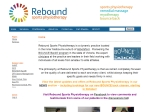 View More Information on Rebound Sports Physiotherapy