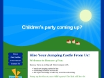 View More Information on Bounce 4 Fun Jumping Castles