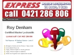 View More Information on Express Mobile Locksmiths