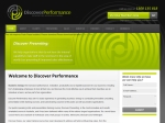 View More Information on Discover Performance