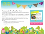 View More Information on Tiny Tots Toy Hire