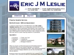 View More Information on Eric Leslie Valuations