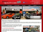 View More Information on Gerhard's Quality Cars