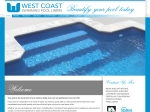 View More Information on West Coast Swimming Pool Liners