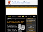 View More Information on Paul Davis Personal Trainers, Newstead