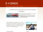 View More Information on D 4 Dingo