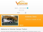 View More Information on Victorian Camper Trailers
