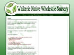View More Information on Waikerie Native Wholesale Nursery