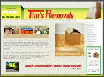 View More Information on Tims Removals & Storage.