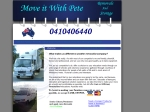 View More Information on Move It With Pete