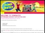 View More Information on Jumpmates Jumping Castles