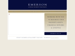 View More Information on Emerson National Property Consultants