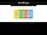 View More Information on Metsign