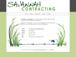 View More Information on Savannah Contracting