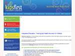 View More Information on Kids First Children's Services