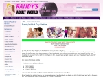 View More Information on Randy's Adult Toy Parties