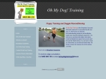 View More Information on Oh My Dog Training