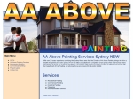 View More Information on AS Abovepainting Services Sydney