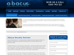 View More Information on Abacus Security Services Pty Ltd