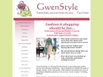 View More Information on Gwenstyle