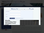 View More Information on Wealth Generation Plan