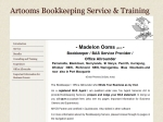 View More Information on Artooms Bookkeeping & Training Service