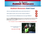 View More Information on A Team Rubbish Removers