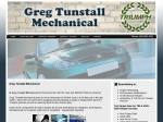 View More Information on Reg Tunstall Mechanical