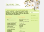 View More Information on The ADHD Clinic