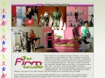 View More Information on The Firm Studio Ladies Fitness