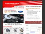 View More Information on Ford Engine Repairs