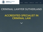 View More Information on Simon O'Toole Solicitor
