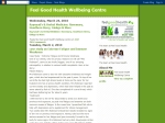 View More Information on Feel Good Health Wellbeing Centre