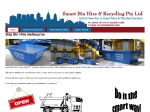 View More Information on Smart Bin Hire