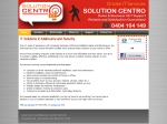 View More Information on Solution Centro