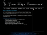 View More Information on Grand Design Entertainment
