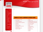 View More Information on Barossa Valley Hire Pty Ltd