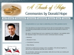 View More Information on A Touch Of Hope