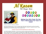 View More Information on Al Kazam The Magic Man