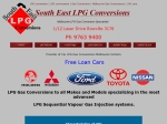 View More Information on Southeast LPG Conversions