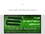View More Information on The Evertech Group