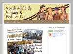 View More Information on North Adelaide Vintage & Fashion Fair