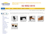 View More Information on The Barn Office Furniture Sydney