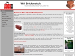 View More Information on WA Brickmatch