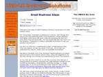 View More Information on UMACS Business Solutions