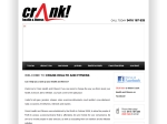 View More Information on Crank Health And Fitness