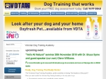 View More Information on Victorian Dog Training Academy