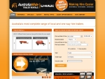 View More Information on Australia Wide Trailer Rentals U-Haul Hornsby Heights